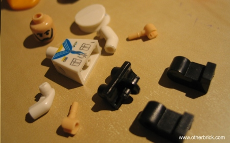 Minifig as it comes