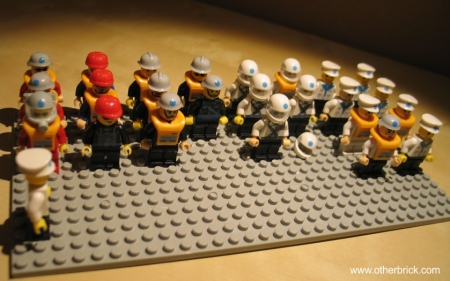 26.. eh 25 minifigs